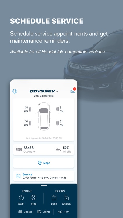 HondaLink screenshot-4
