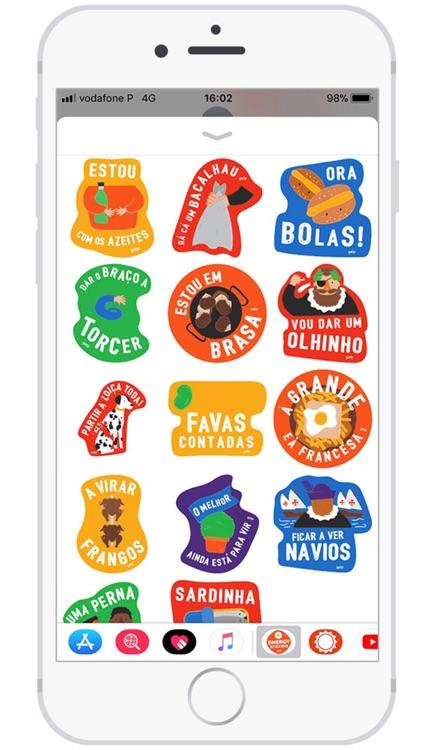 Galp Energy Stickers screenshot-3