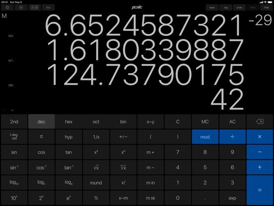 PCalc Screenshots
