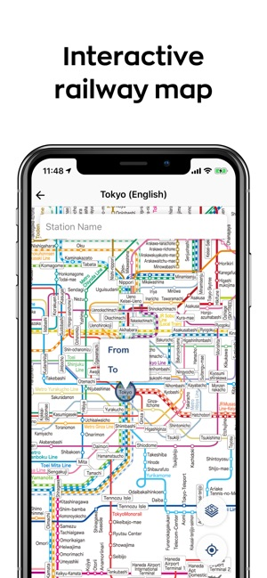 Used Bugs To Map Tokyo Subway Map.Japan Travel Route Map Jr On The App Store