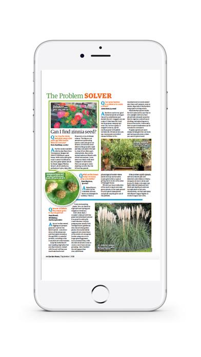 Garden News Magazine review screenshots