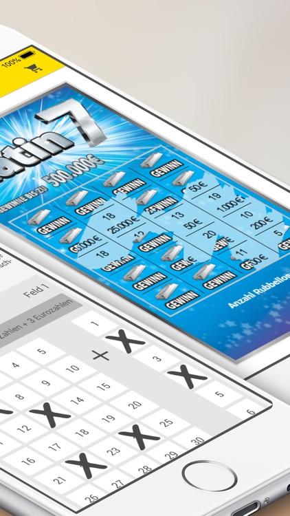 Eurojackpot und LOTTO spielen screenshot-4