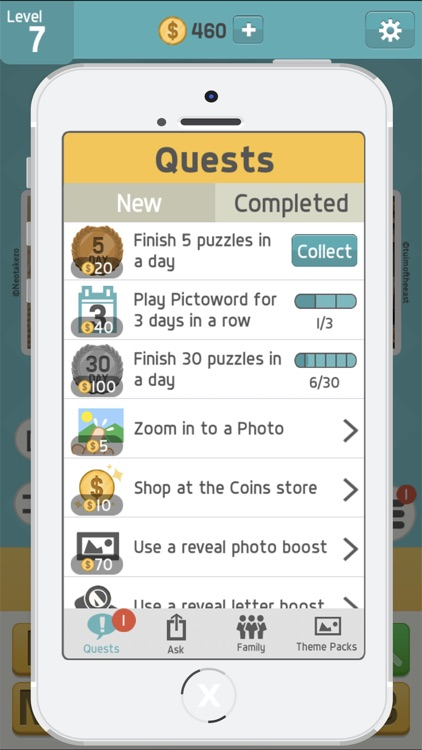 Pictoword: Fun Word Quiz Games screenshot-2