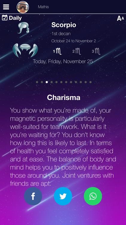 My Daily Horoscope Pro screenshot-3