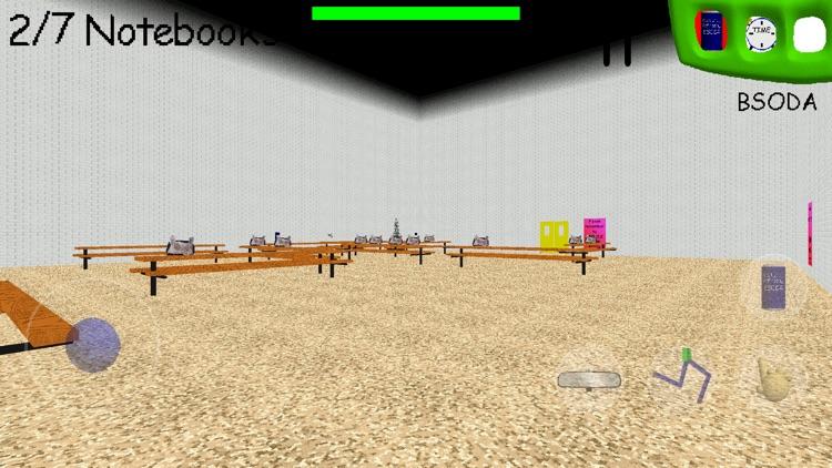 Baldi's Basics Classic screenshot-3
