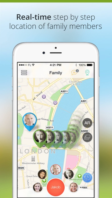 Screenshot for Family Locator and GPS Tracker in Sweden App Store