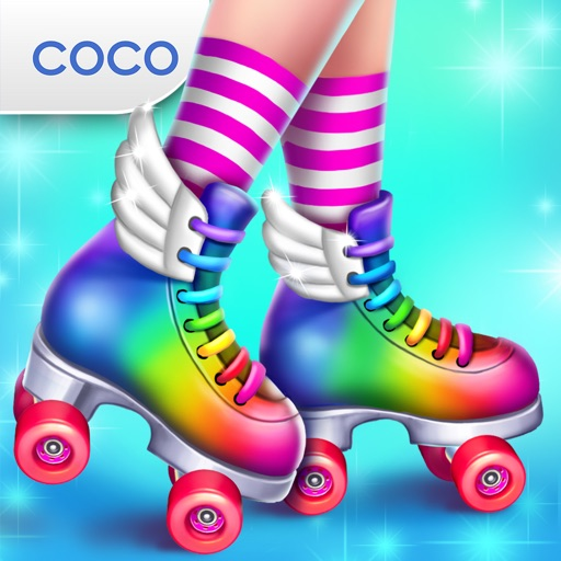 Roller Skating Girls icon
