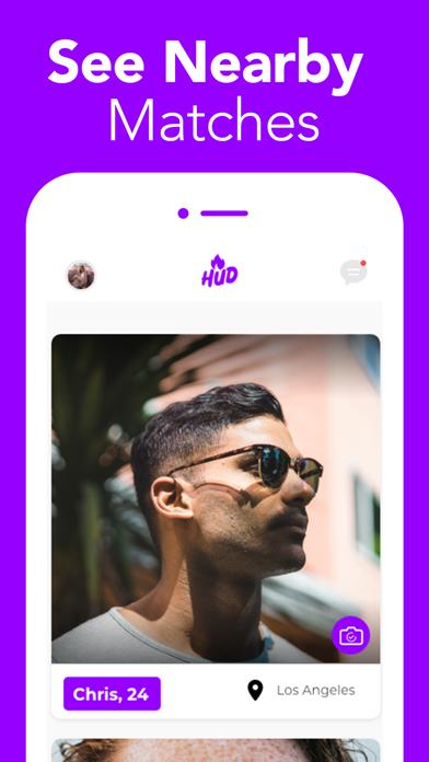 download Hud™ - #1 Hookup App apps 5
