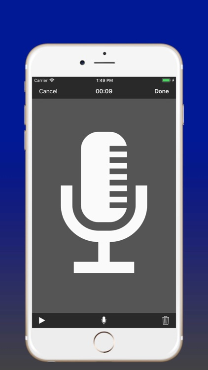 Voice Recorder and Cutter Pro screenshot-4