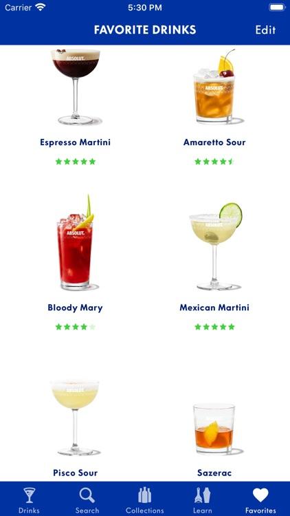 Drinkspiration - Drink Recipes screenshot-6