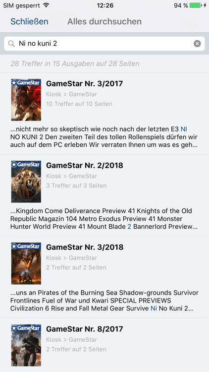 GameStar DE screenshot-4