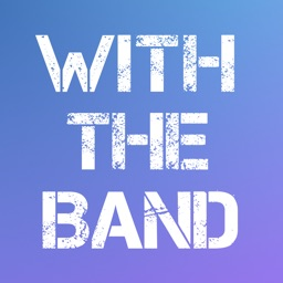 With the Band