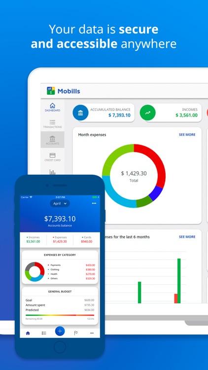 Mobills - Budget Planner screenshot-6