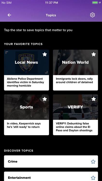 FOX West Texas screenshot-3