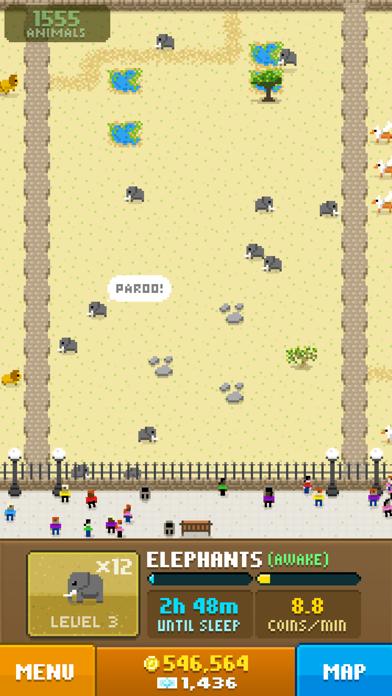 Disco Zoo ScreenShot1