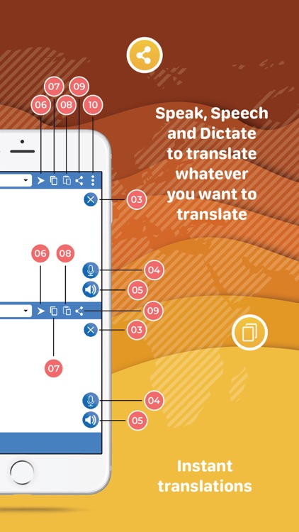 Instant Translator - Language screenshot-4