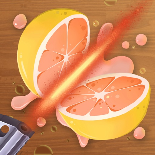 Fruit Master-Gun Shooting Game Icon