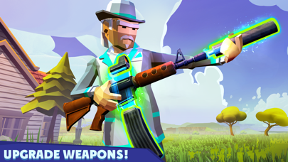 Rocket Royale: PvP Survival screenshot two