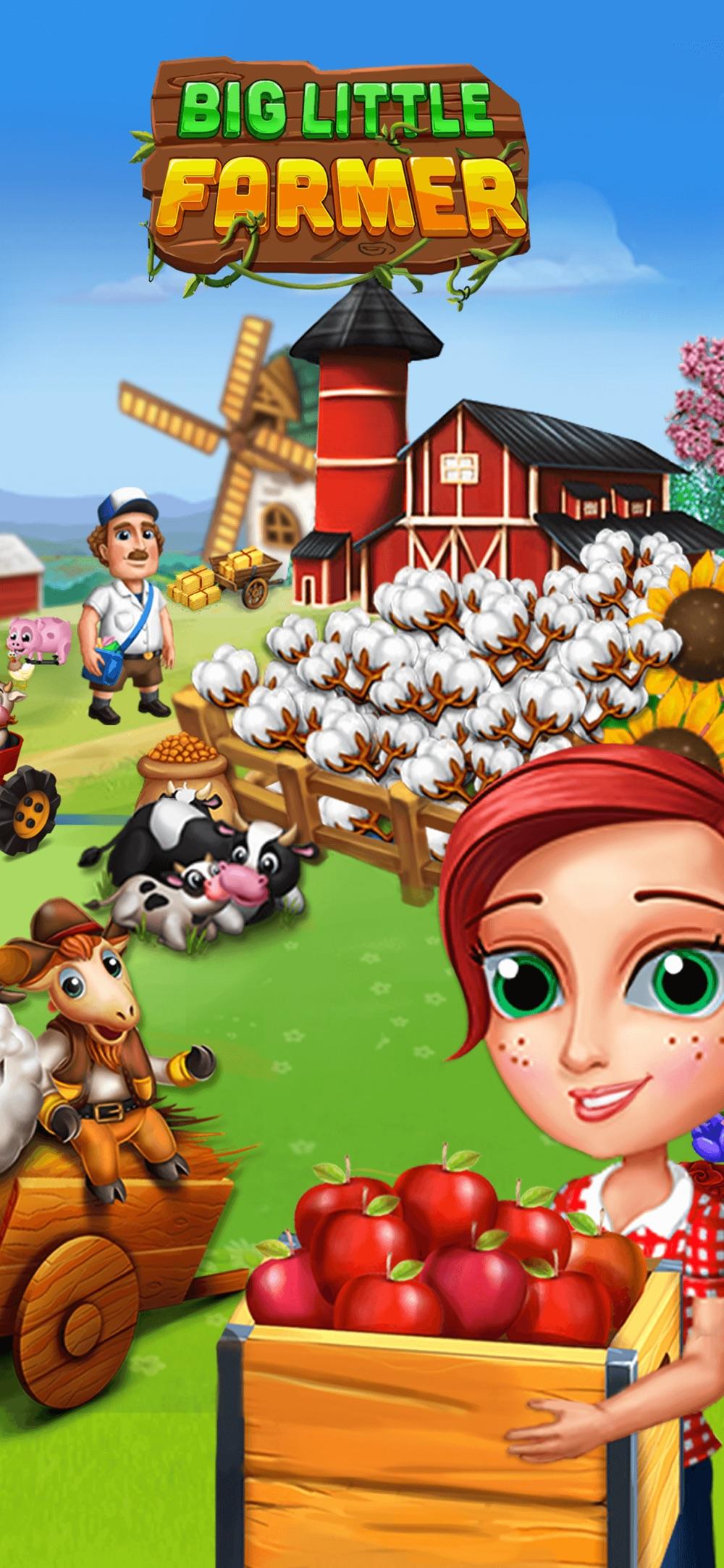 Big Little Farmer Offline Game hack tool