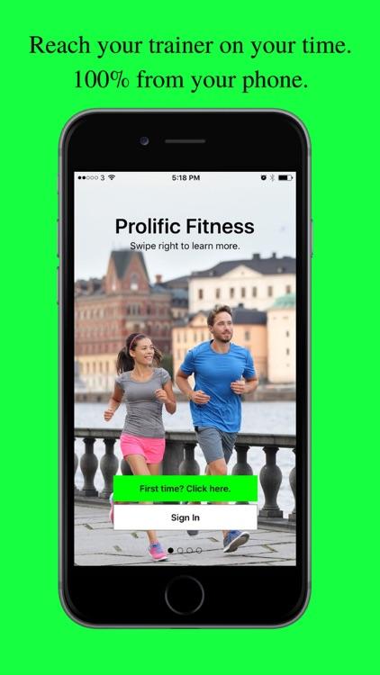 Prolific Fitness