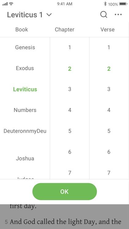 Bible KJV - Daily Bible Verse screenshot-3