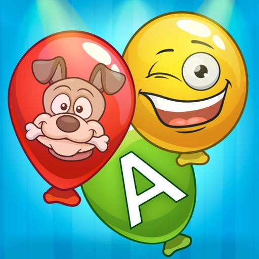 Balloon Pop games for kids