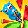 Flippy Friends Fruit Crush AR