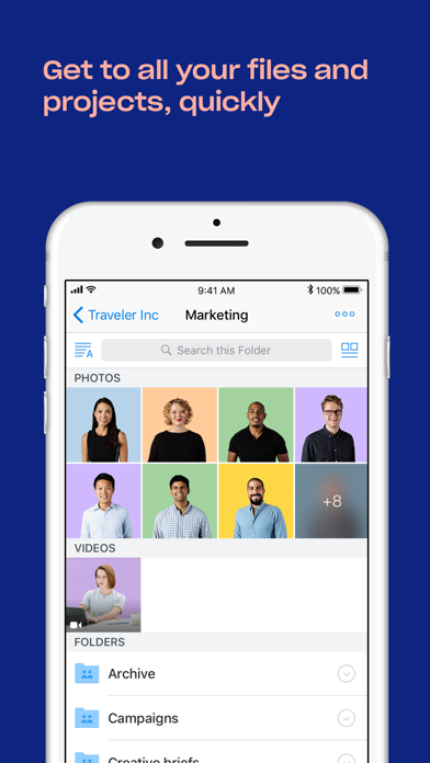 Screenshot for Dropbox in New Zealand App Store