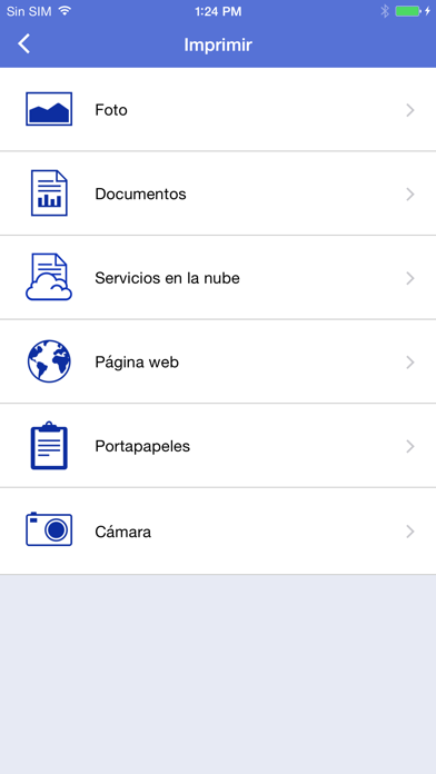 Screenshot for Brother iPrint&Scan in Ecuador App Store