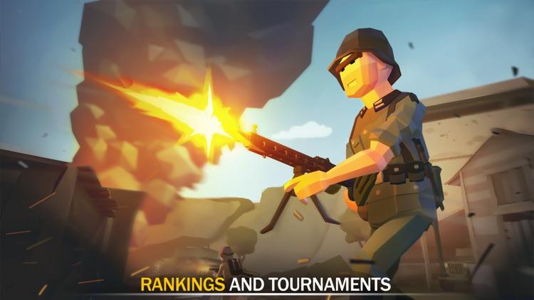 War Ops: WW2 Gun Shooting Game screenshot-3