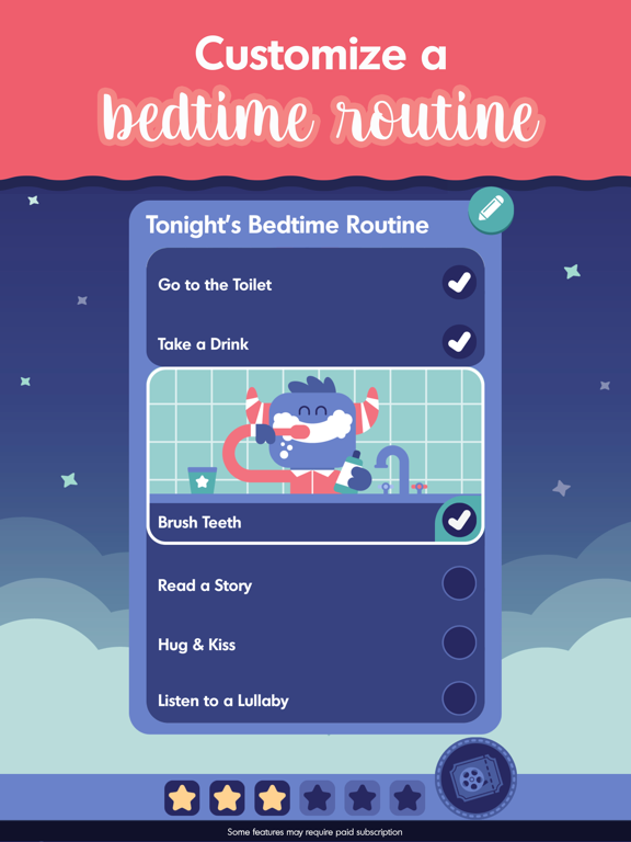 Budge Bedtime Stories & Sounds screenshot 11
