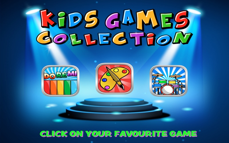 Kids Game Collection for Mac