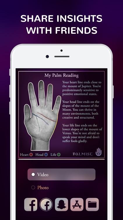Palmist - Live Palm Reader screenshot-7