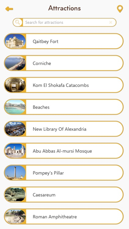 Alexandria City Guide screenshot-2