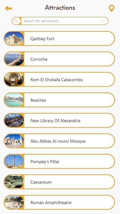 Alexandria City Guide