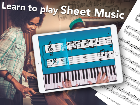 iPad Image of Simply Piano by JoyTunes