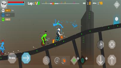 Mr Stick : Epic Survival screenshot 3