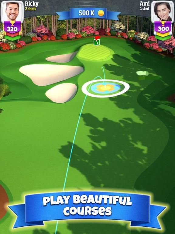 Golf Clash Screenshots