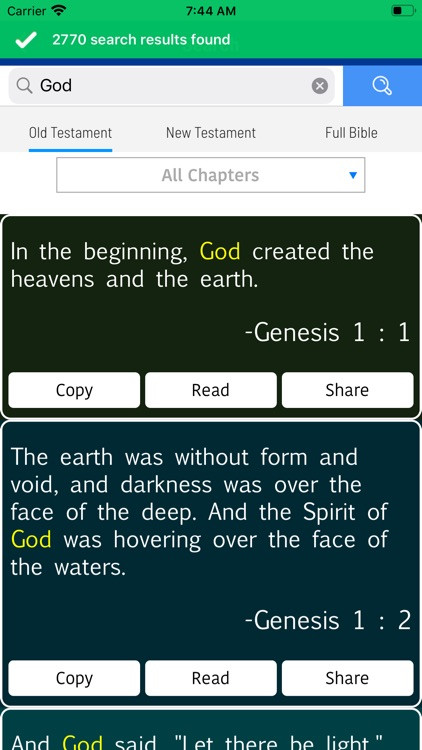 ESV Bible Pro screenshot-8