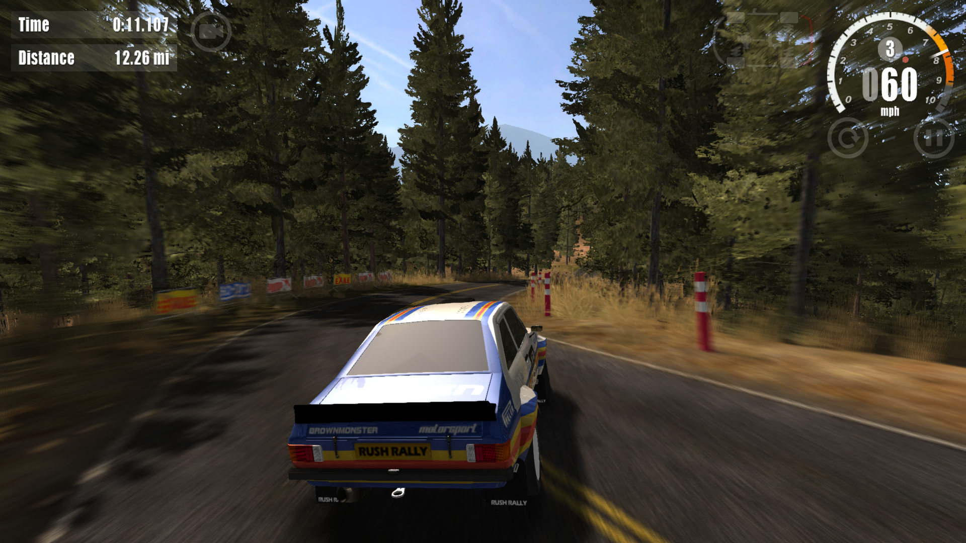 Rush Rally 3 screenshot 28