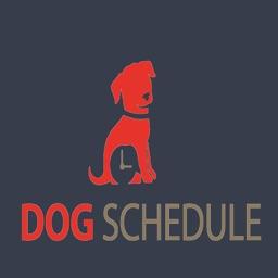 Dog Schedule App