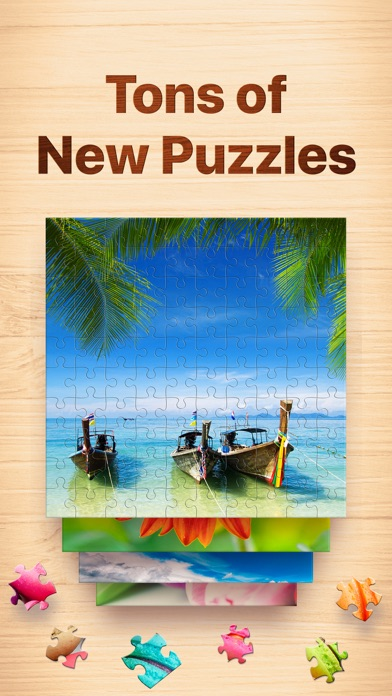 Jigsaw Puzzles – Puzzle Game screenshot 7