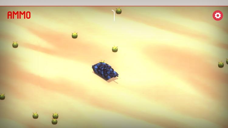 Tank vs Cactus Army Wars screenshot-4