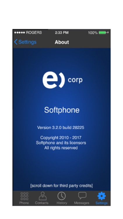 Entel Comunicaciones Unificada screenshot-3