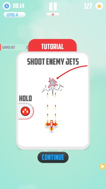 Man Vs. Missiles: Combat