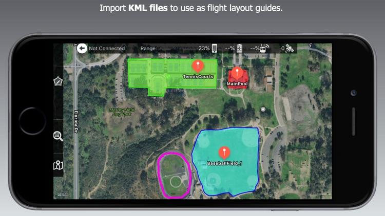 Map Pilot for DJI - Business screenshot-7