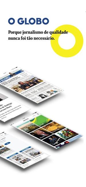 O Globo on the App Store