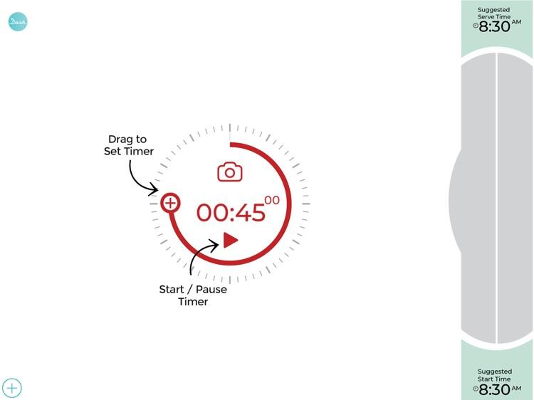 Dash - Visual Cooking Timer screenshot-4