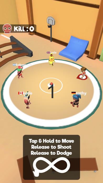 Dodgeball.io screenshot 2