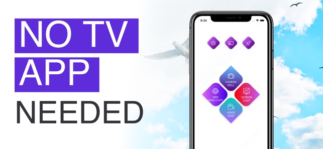 Screen Mirroring - TV Cast on the App Store
